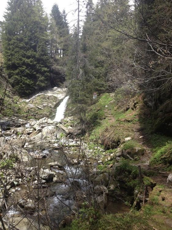 Cascata Scalcoggia