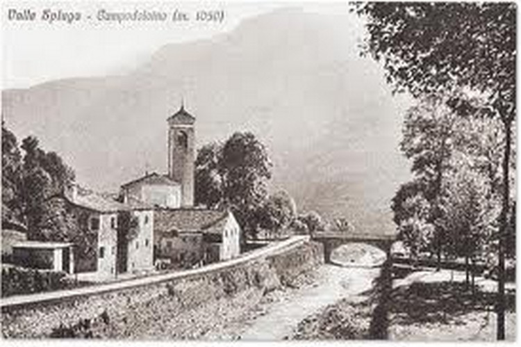 chiesa s.giovanni Battista Campod Chiese santuari e oratori