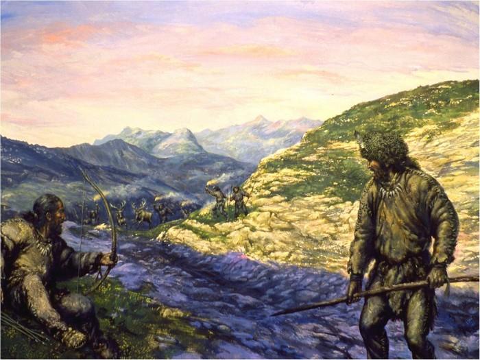 Storia preistoria valle spluga